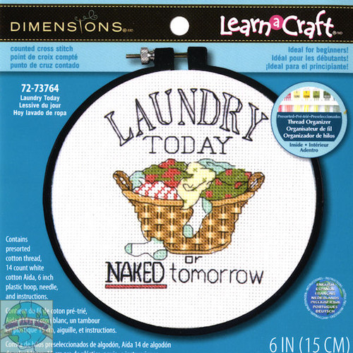 Dimensions Learn a Craft - Laundry Today