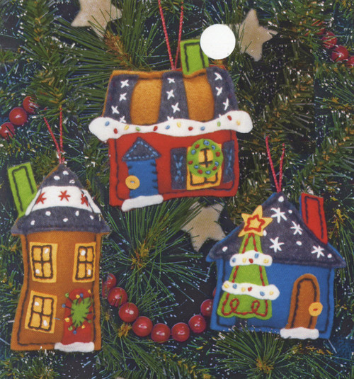 Dimensions -  Holiday Homes Ornaments (3)