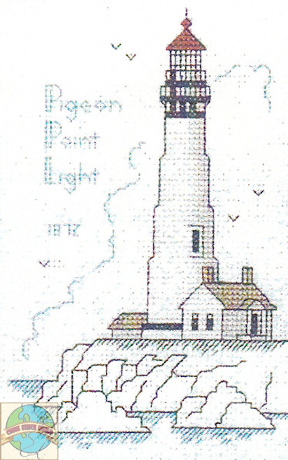 Hilite Designs - Pidgeon Point Light