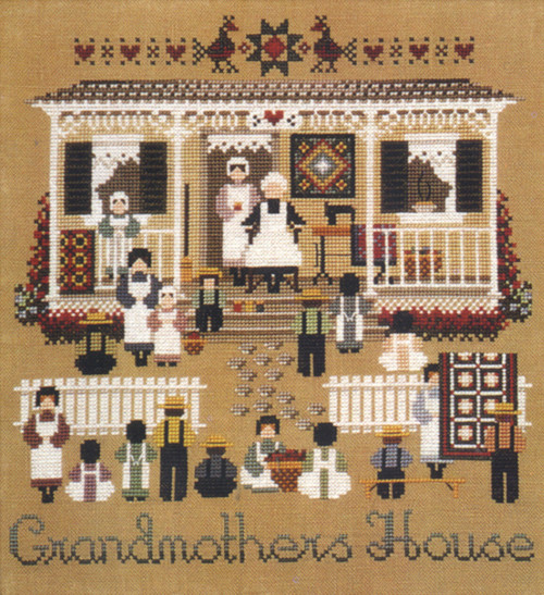 Told In A Garden - Grandmother's House