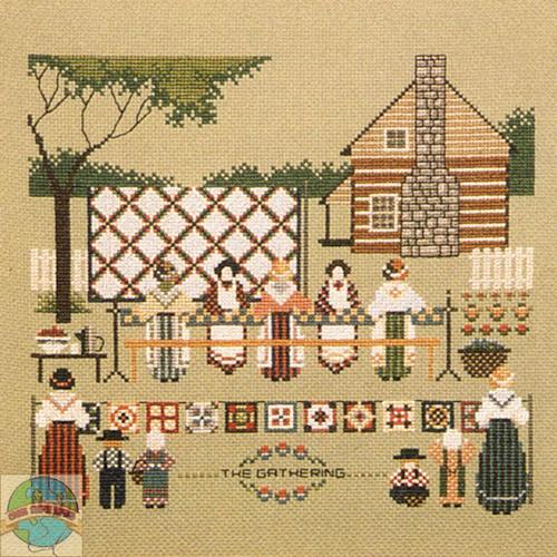 Told In A Garden - Piecemakers II