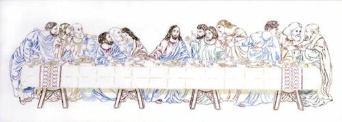 Design Works - The Last Supper