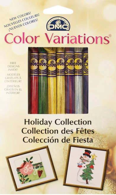 DMC - Color Variations Holiday Collection