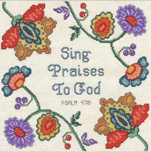Design Works - Sing Praises