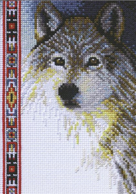 Janlynn Wildlife Series - Wolf