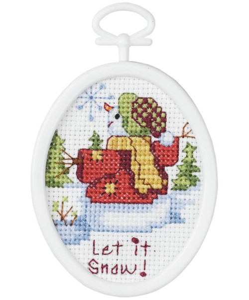 Janlynn Minis - Let it Snow