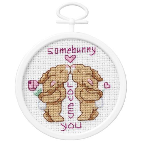 Janlynn Minis - Somebunny Loves You