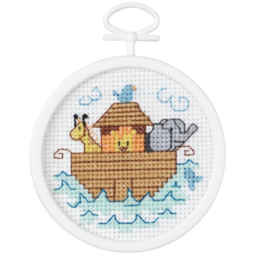Janlynn Minis - Noah's Ark