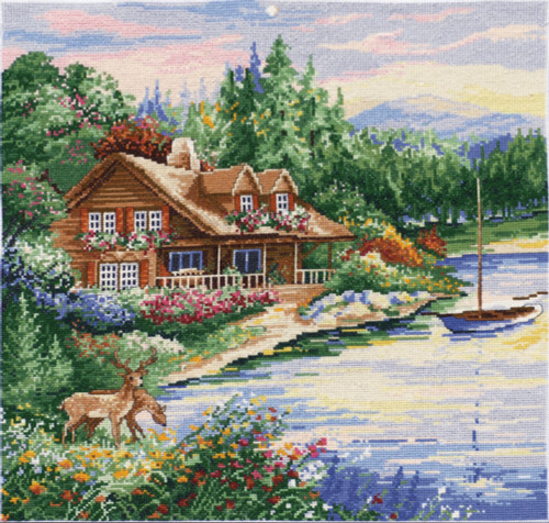Design Works - Lakeside Cabin