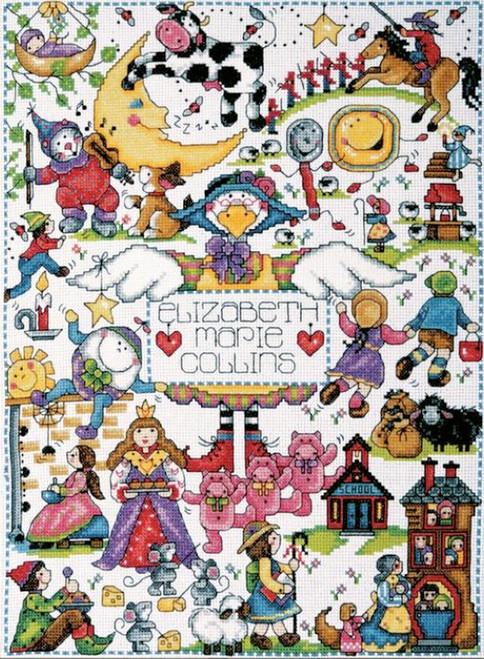 Design Works - Nursery Rhymes