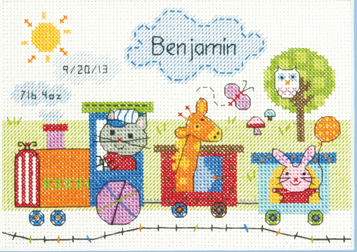 Dimensions Minis - Train Birth Record