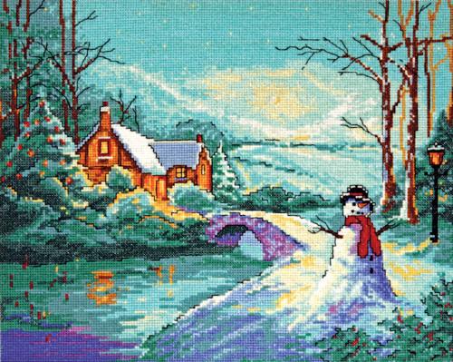 Design Works - Winter Cottage