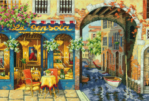 Gold Collection - Charming Waterway