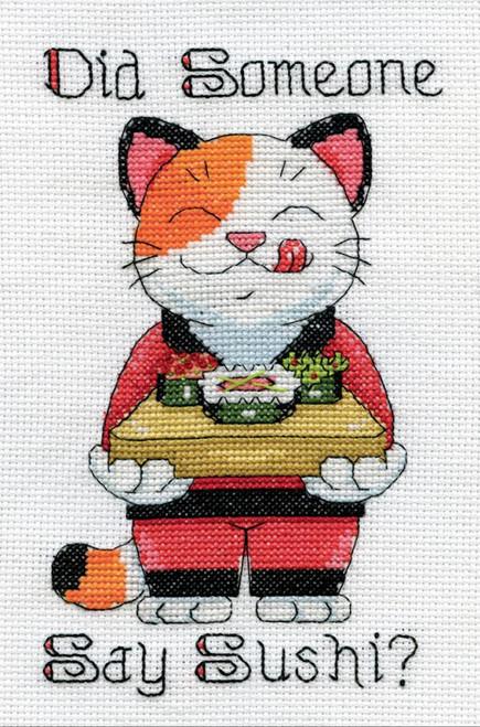 Design Works - Say Sushi