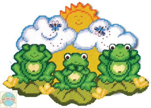 Design Works - Frog Trio