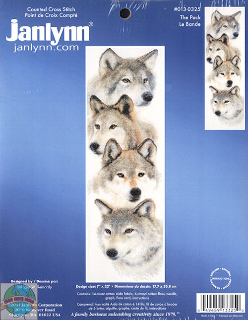 Janlynn - The Pack