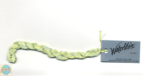 Waterlilies by Caron - Celadon #067