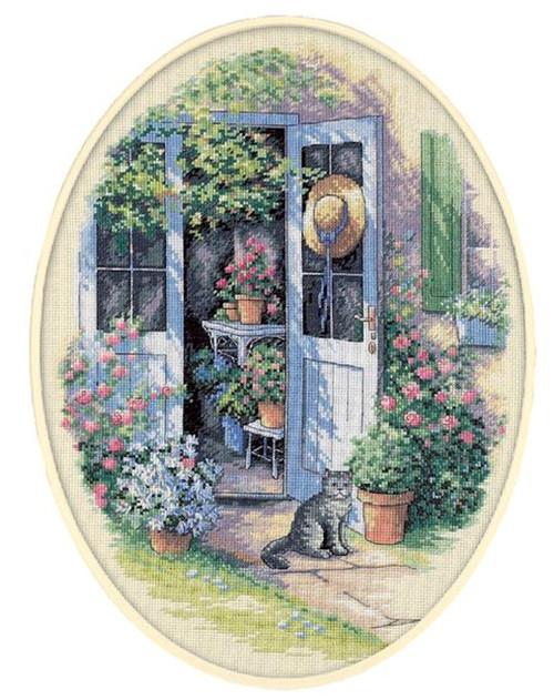 Dimensions - Garden Door