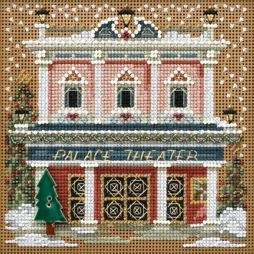 Mill Hill Buttons & Beads - Christmas Palace Theater