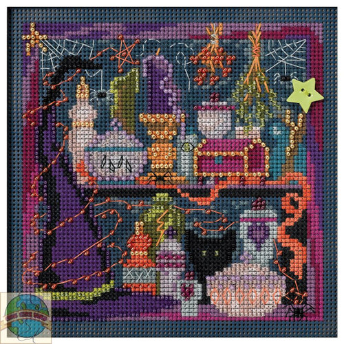 2014 Mill Hill Buttons & Beads Autumn Series - Wanda's Witchery