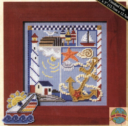 2007 Mill Hill Buttons & Beads Spring Series - Seaside Sampler