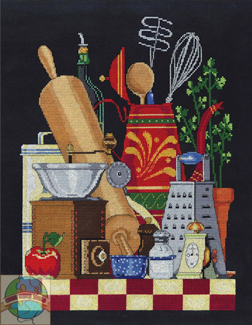 Janlynn - Kitchen Still Life