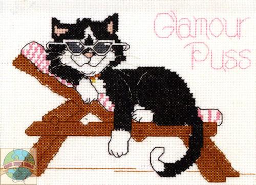 Janlynn / Suzy's Zoo - Glamour Puss