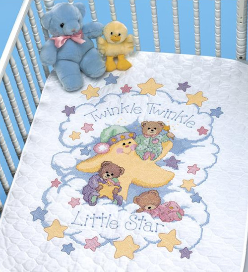 Dimensions - Twinkle Twinkle Quilt