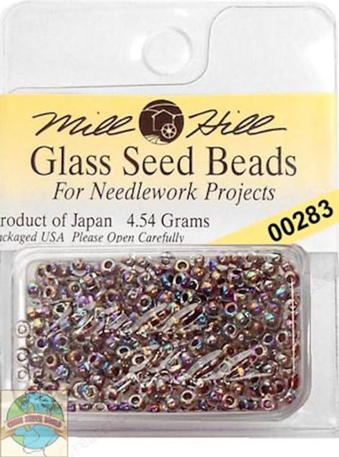 Mill Hill Glass Seed Beads 4.54g Mercury