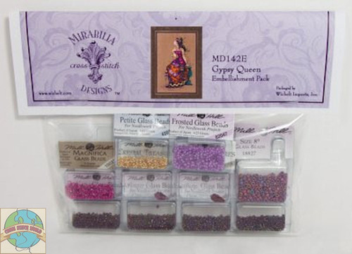 Mirabilia Embellishment Pack - The Gypsy Queen