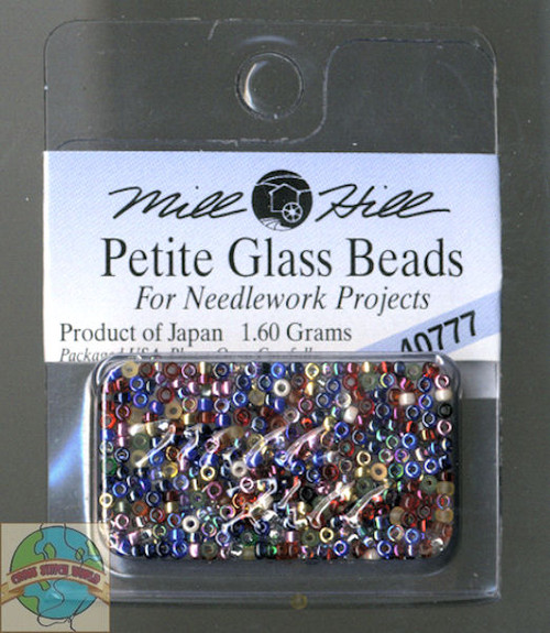 Mill Hill Petite Glass Beads 1.60g Potpourri #40777