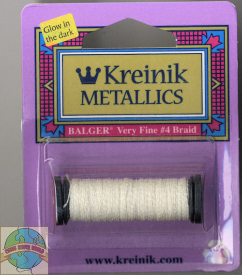 Kreinik Metallics - Very Fine #4 Grapefruit #052F