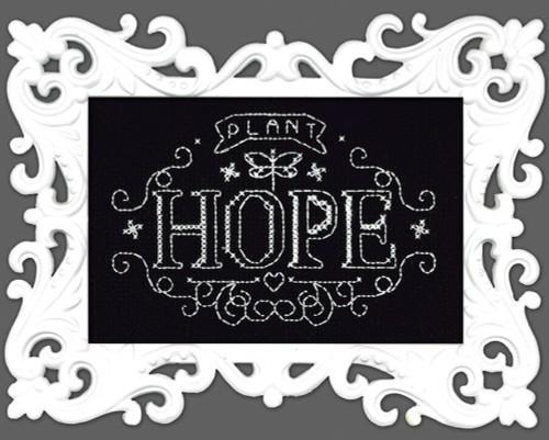 Design Works - Plant Hope Chalkboard w/Frame
