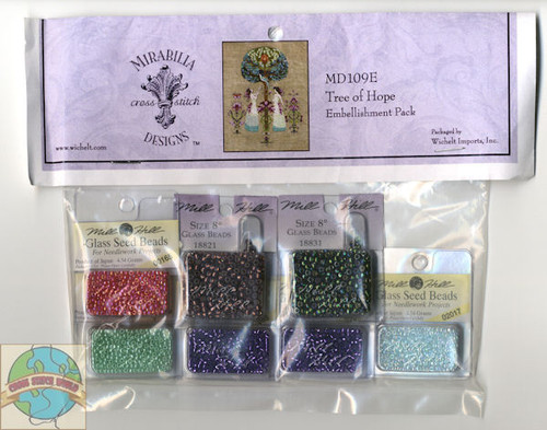 Mirabilia Embellishment Pack - Tree of Hope