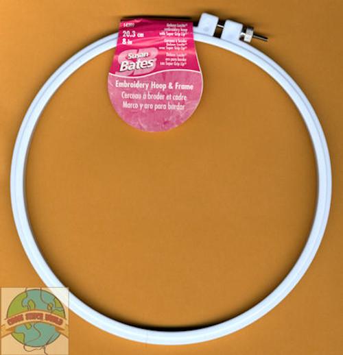 Susan Bates - 8 inch Deluxe Luxite Hoop