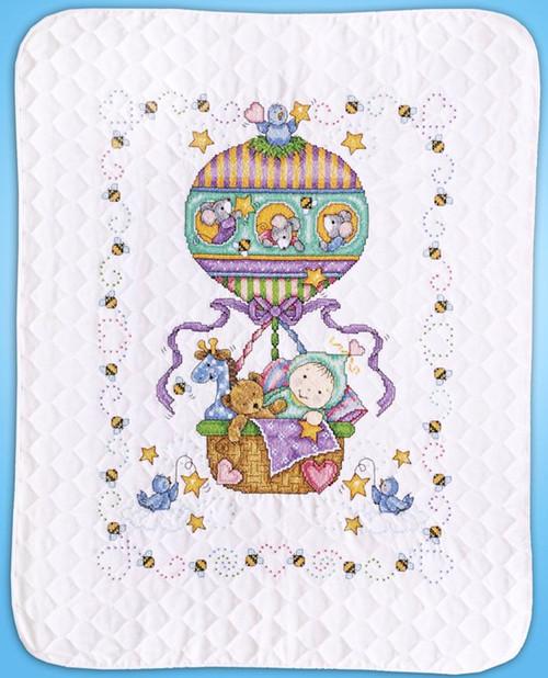 Design Works - Balloon Ride Quilt