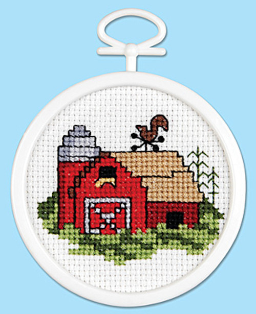 Janlynn Mini - Country Barn