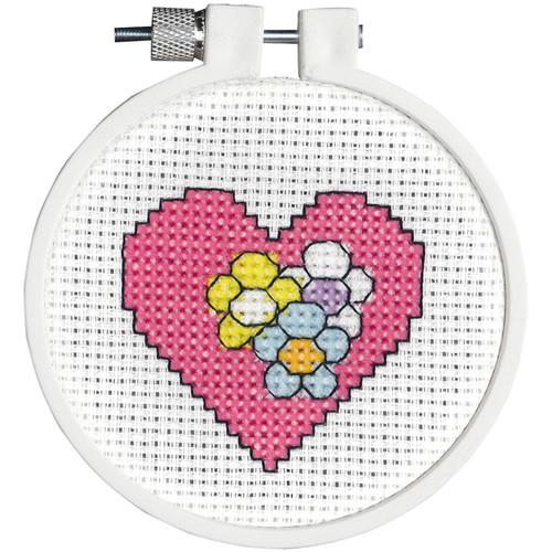 Kid Stitch - Flower Heart