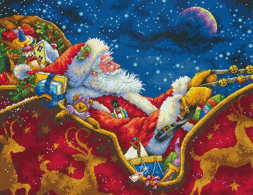Gold Collection - Santa's Midnight Ride