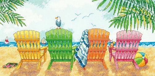 Dimensions -  Beach Chairs