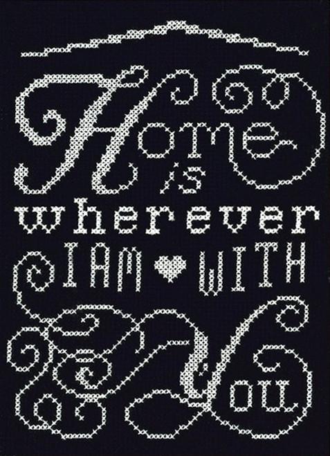 Design Works - Home Chalkboard