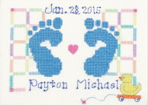 Janlynn - Baby Feet (For a Boy or Girl)