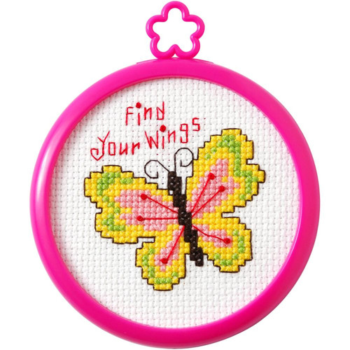 My 1st Stitch - Find Your Wings