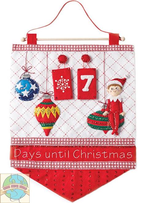 Elf on the Shelf - Scout Elf Advent Calendar