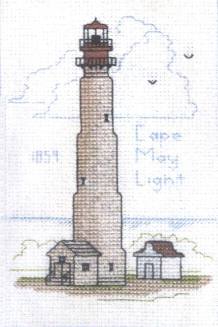 Hilite Designs - Cape May Light