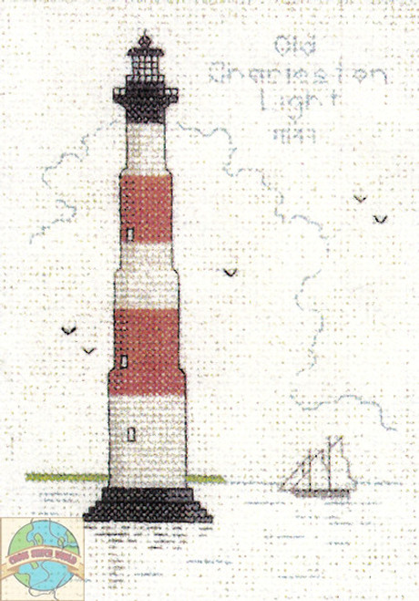 Hilite Designs - Old Charleston Light
