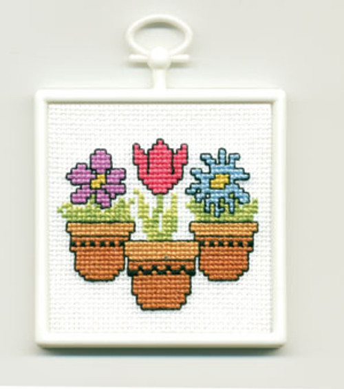 Candamar Mini - Flower Pots