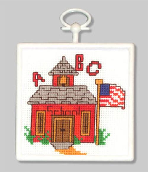 Candamar Mini - Schoolhouse