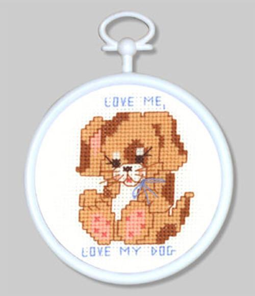 Candamar Mini - Love My Dog