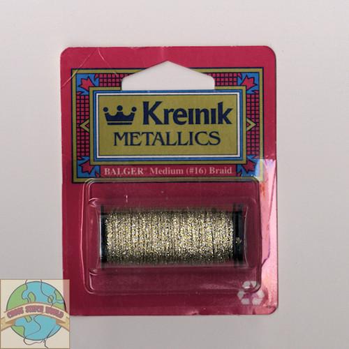 Kreinik Metallics - Medium #16 Vatican Gold #102